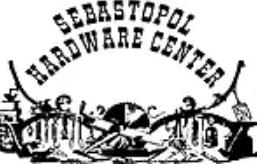 Copy of Sebastopol Hardware