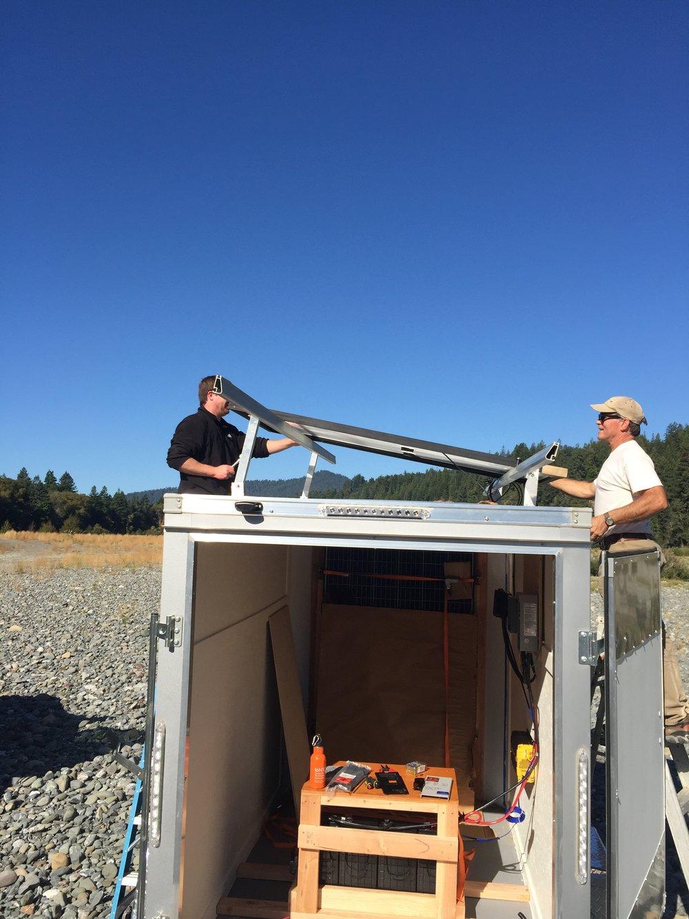 Solar Assembly