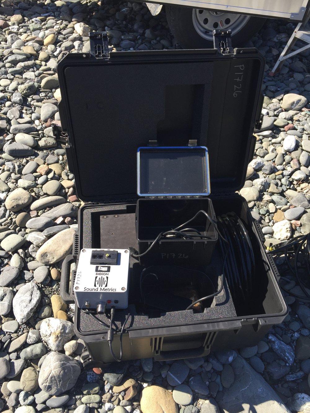 Didson Camera Case