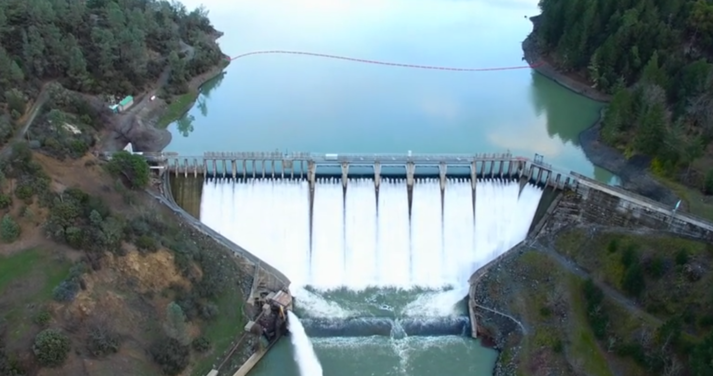 Eel River Dams Relicensing — Redwood Empire Trout Unlimited