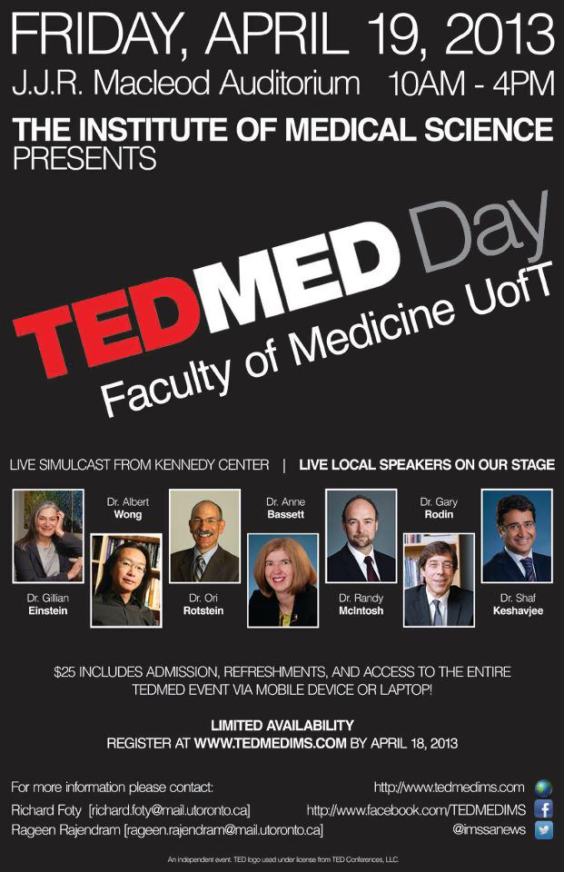 TEDMEDDayIMS2013