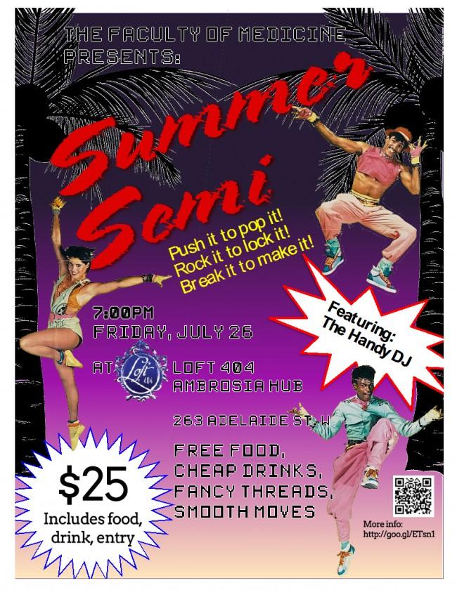 Summer Semi 2013 Web Poster