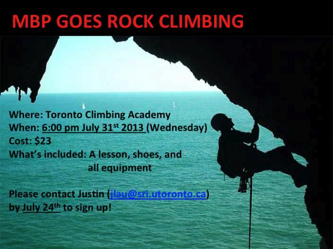 Climbing 2013
