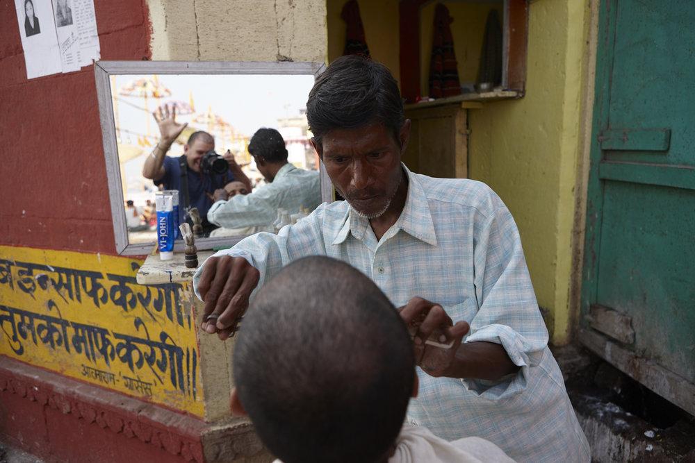 Joe Filshie, Mumbai 2015