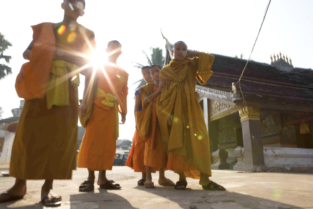 travel • laos