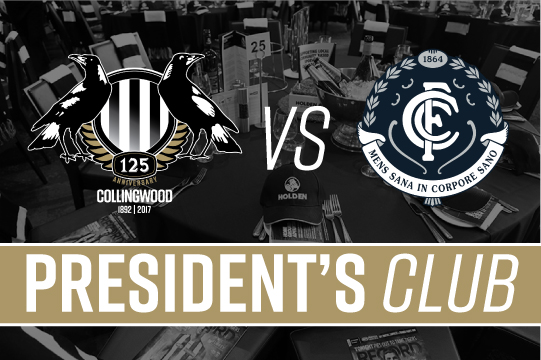 Presidents Club Collingwood FC