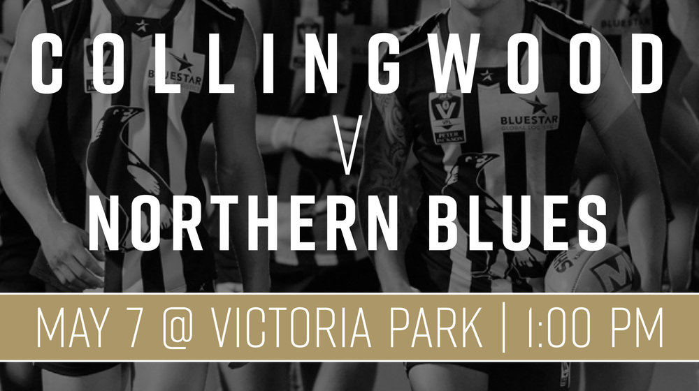 Collingwood v Northern Blues