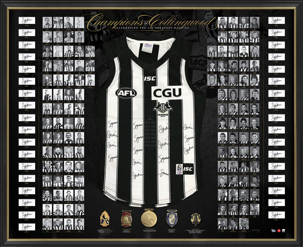 125th Commemorative guernsey
