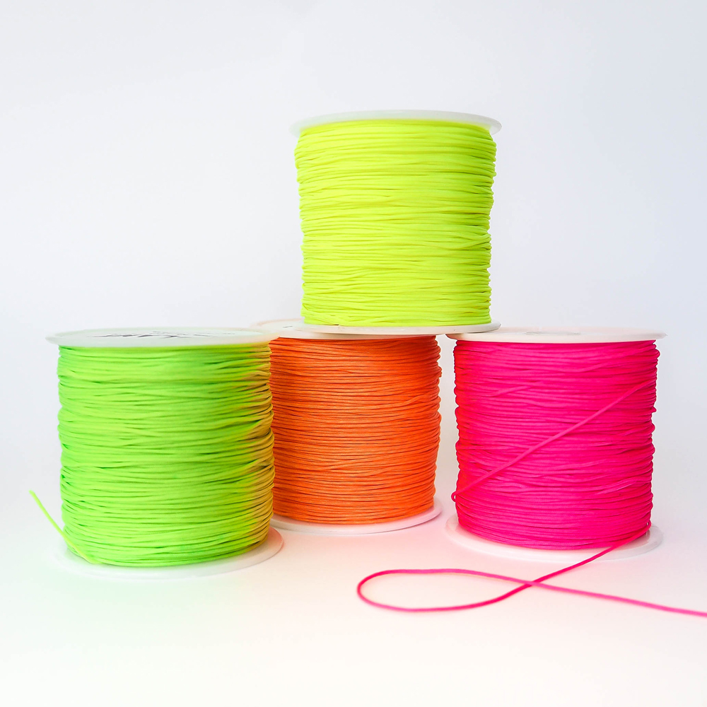 Coloured Cord   Aliexpress (click for link)