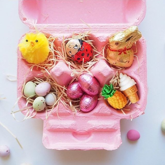 I know you guys loved these coloured egg cartons we use to sell at Blank Goods. Thought I would let you know you can now buy them from @littlebooteekau 💕 xx Danie