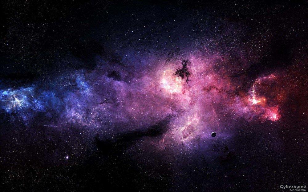 Kosmos i jego kontrasty