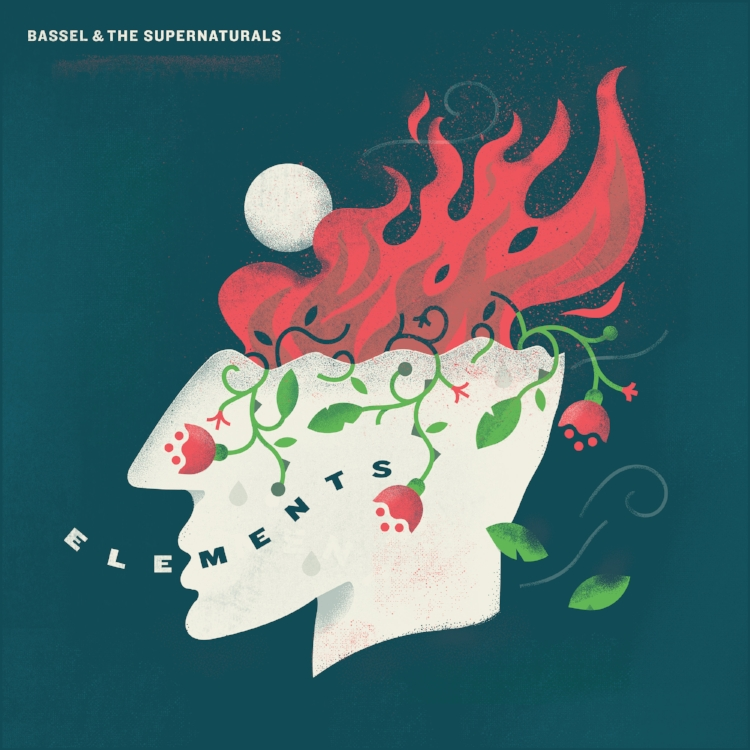 Bassel & The Supernaturals: Elements (Feb. 2017)