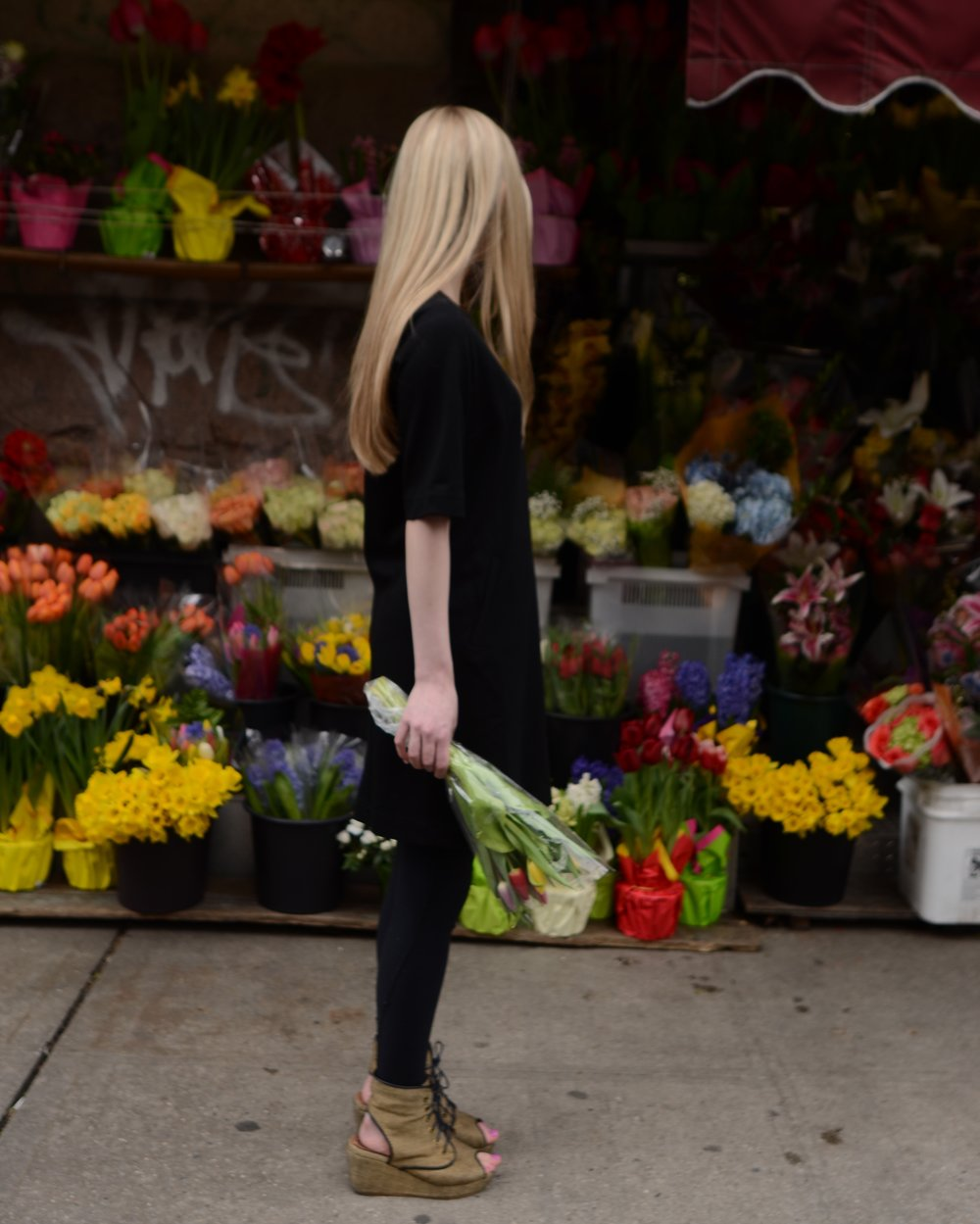 Grocery Store, Manhattan  March 2016
