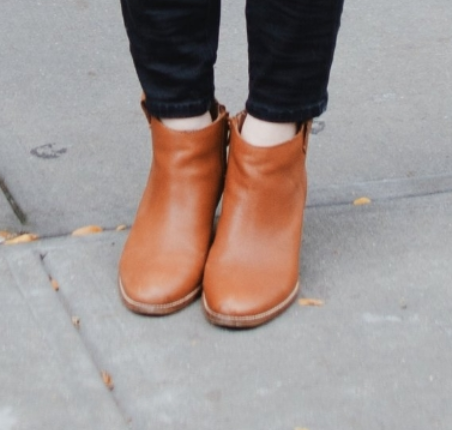 Boots, Madewell