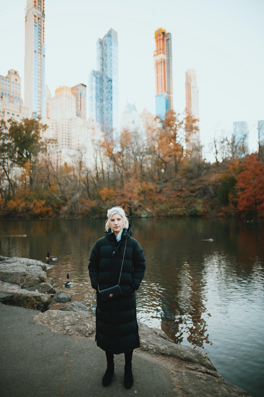 Thanksgiving 2018  Central Park, Manhattan