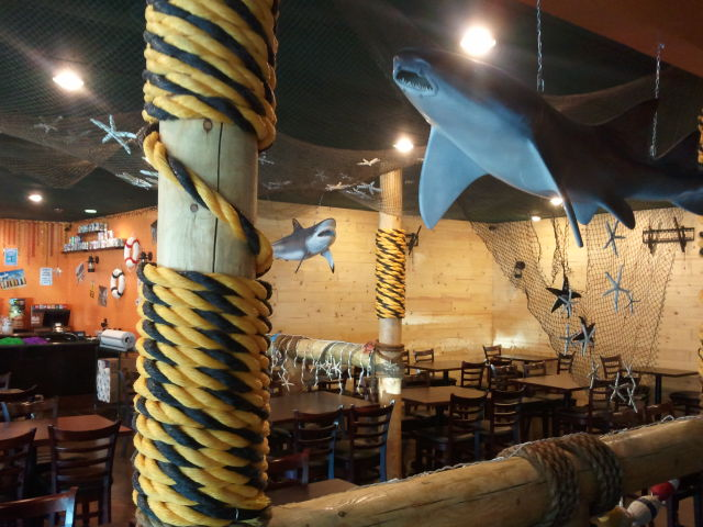 Photo inside of Kickin' Crab San Jose 1
