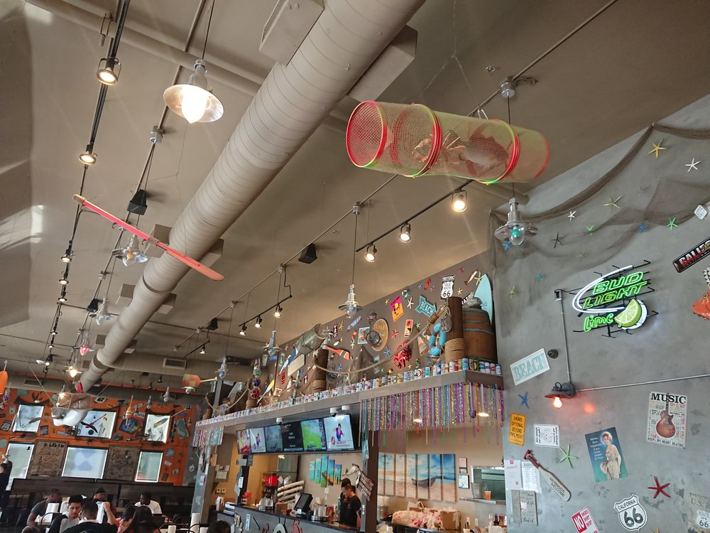 Photo inside of  Kickin Crab Buena Park 5