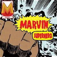marvin superhero sleeve