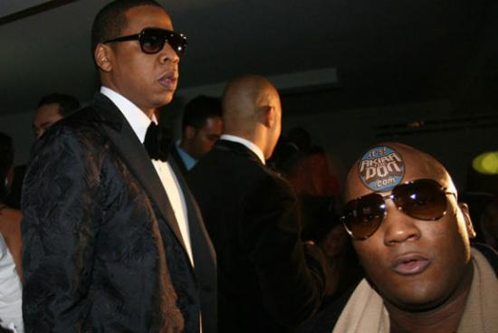 Jay-Z and Young Jeezy