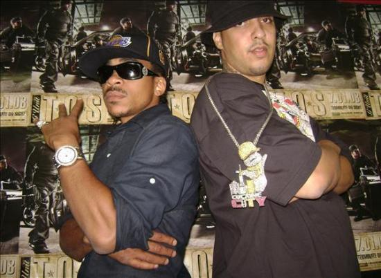 Max B and French Montana