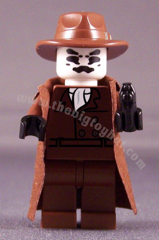 Rorshach Lego