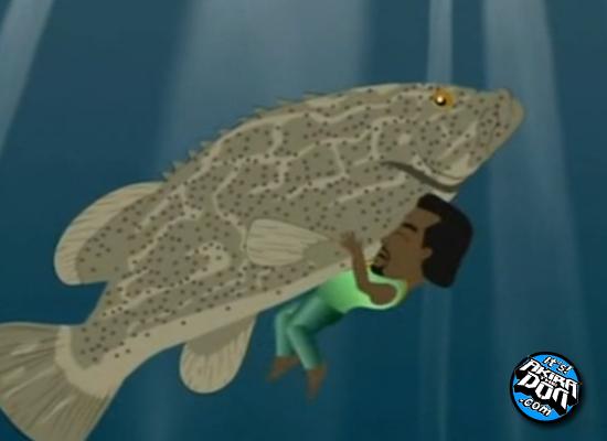 Kanye west: Gayfish