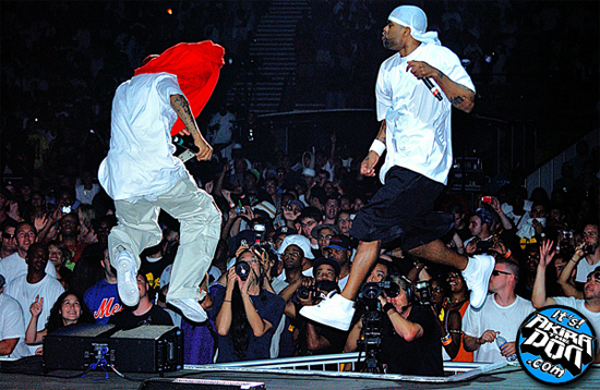 Method Man And Redman JUMP!