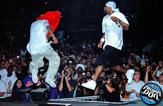 Method Man And Redman JUMP!