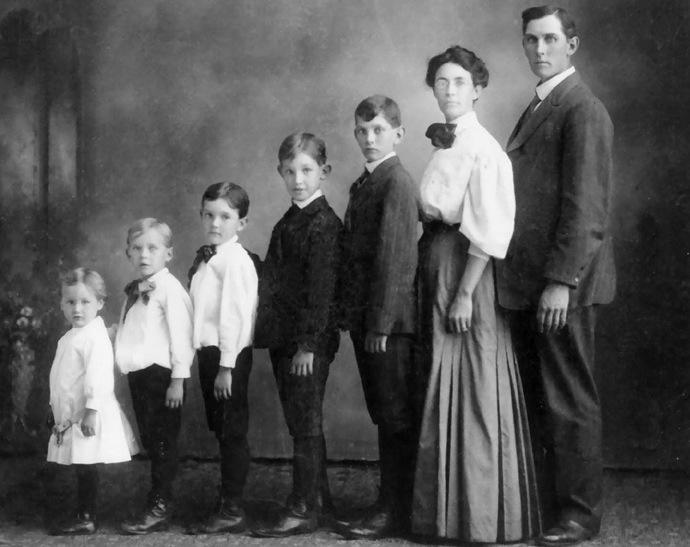 stevens-family-c1909