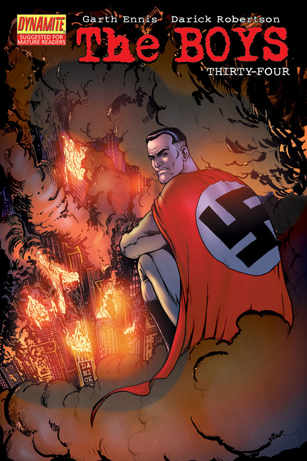 The Boys' Nazi Superman