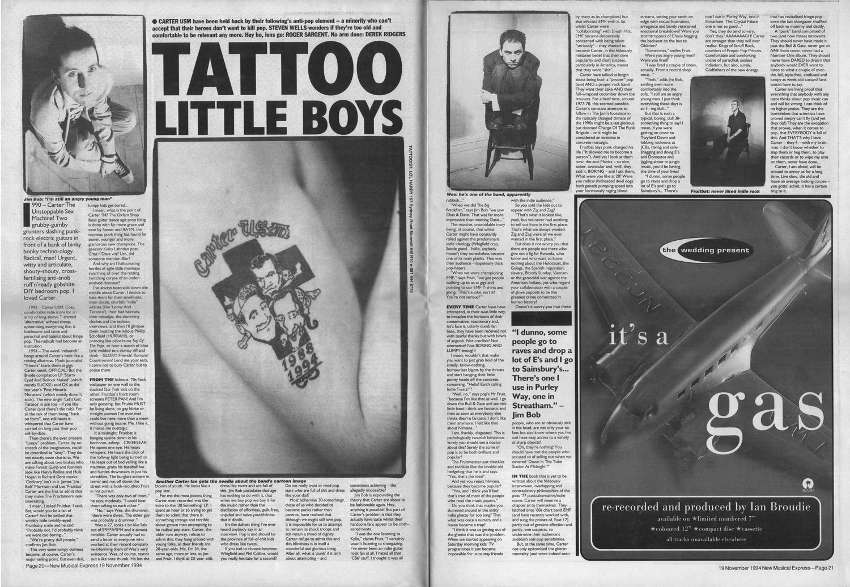 steven-wells-interviews-carter-usm-19th-november-1994