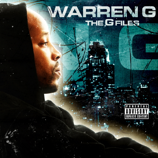 Warren G G Files LP Cover Art (2)