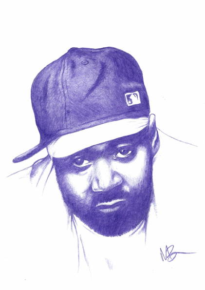 ghostface sketch