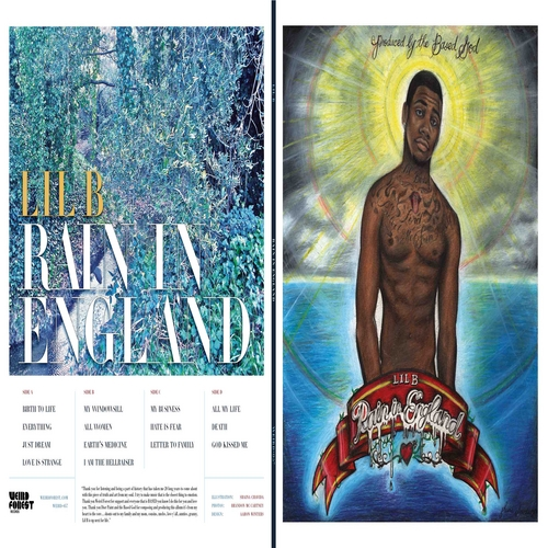 CLASSICS: Lil B - Rain In England (Mixtape) — AKIRA THE DON