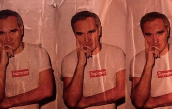 Morrissey Supreme Ad