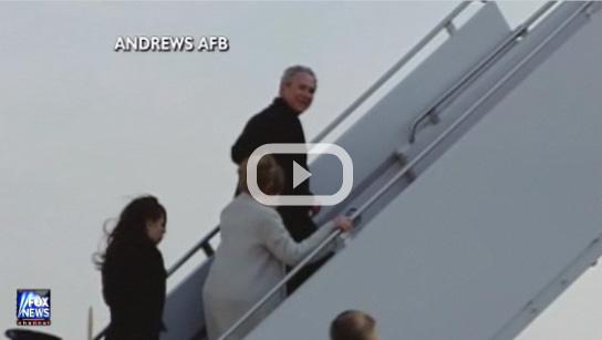 Bye Bye Bush!
