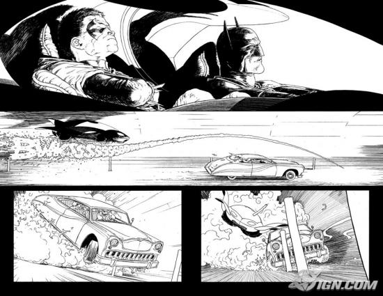 Batman And Robin by Frank Quietly