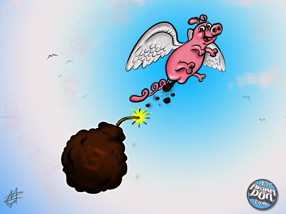 Pig Flew
