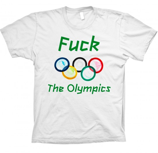 Fuck The Olympics T-Shirt