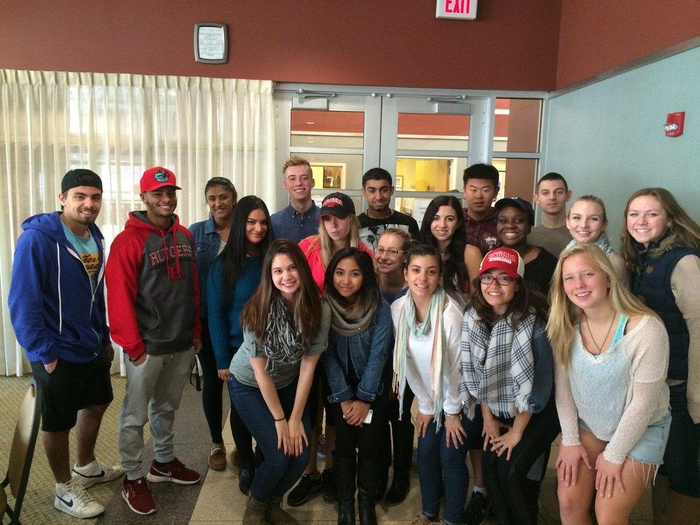 """""""Exploring Nutrition"""" Fall 2015 Rutgers University"""