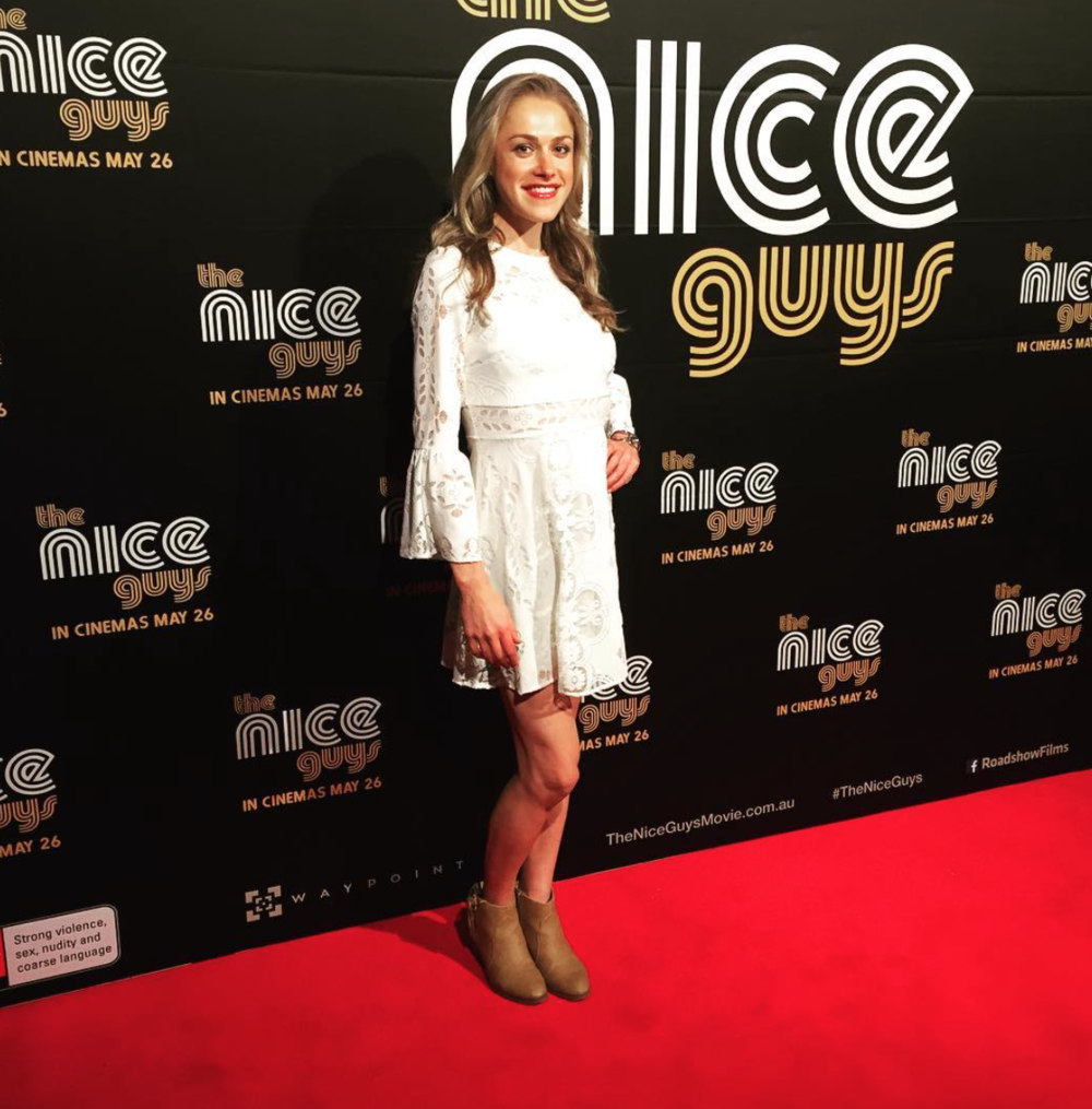 The Nice Guys Premiere 2016