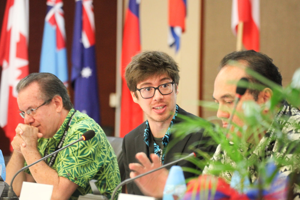 Pacific Broadband Forum - Apia, WS (2017)
