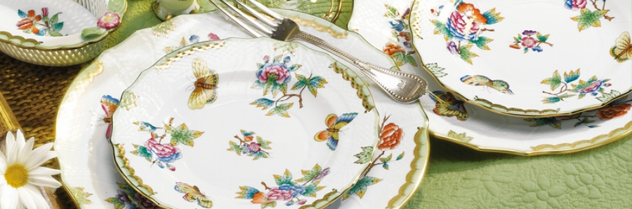 Herend Porcelain -