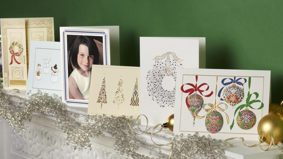 10% Personalized Holiday Cards - Through November 3rd