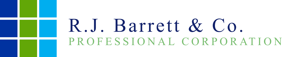 R. J. Barrett & Co. Professional Corporation