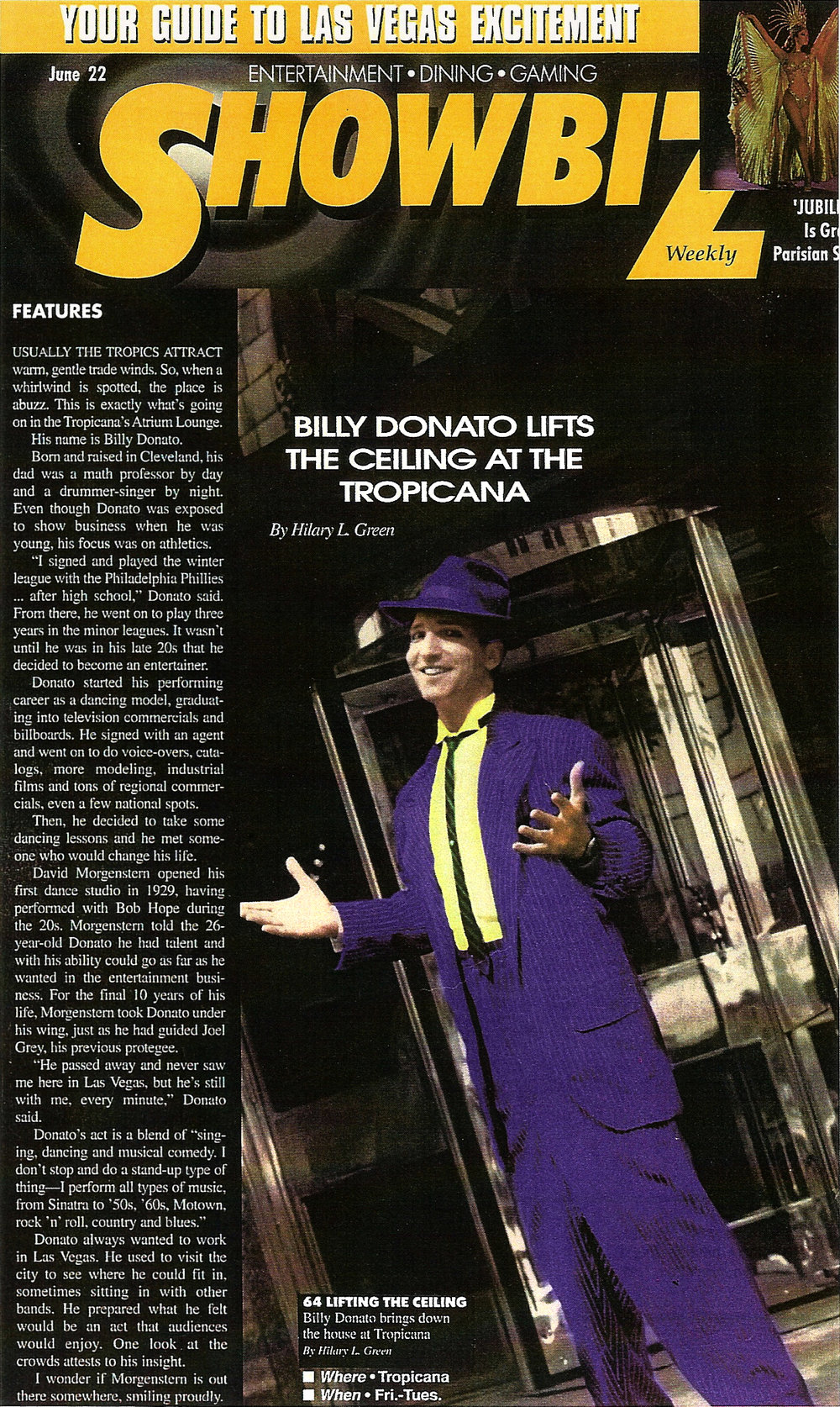 Billy Donato Showbiz Magazine - Las        Vegas.jpg