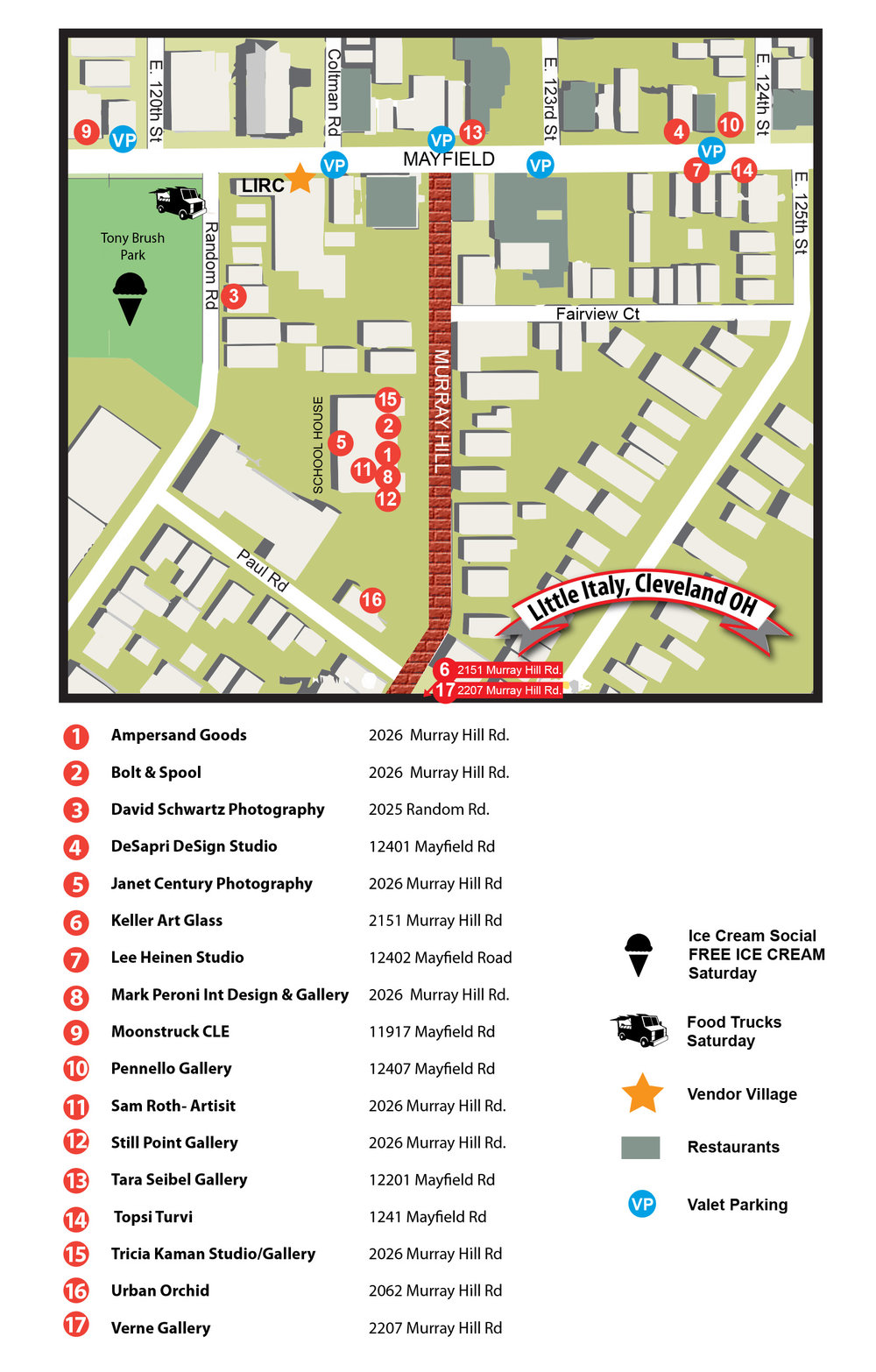 Little-Italy-Parking-Shopping-Valet-Map