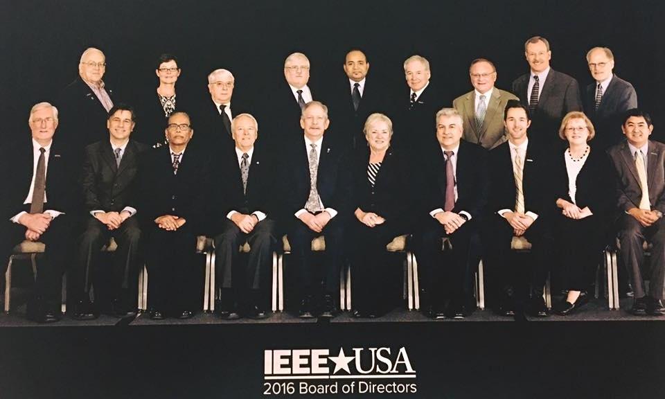 Photo Courtesy: IEEE-USA