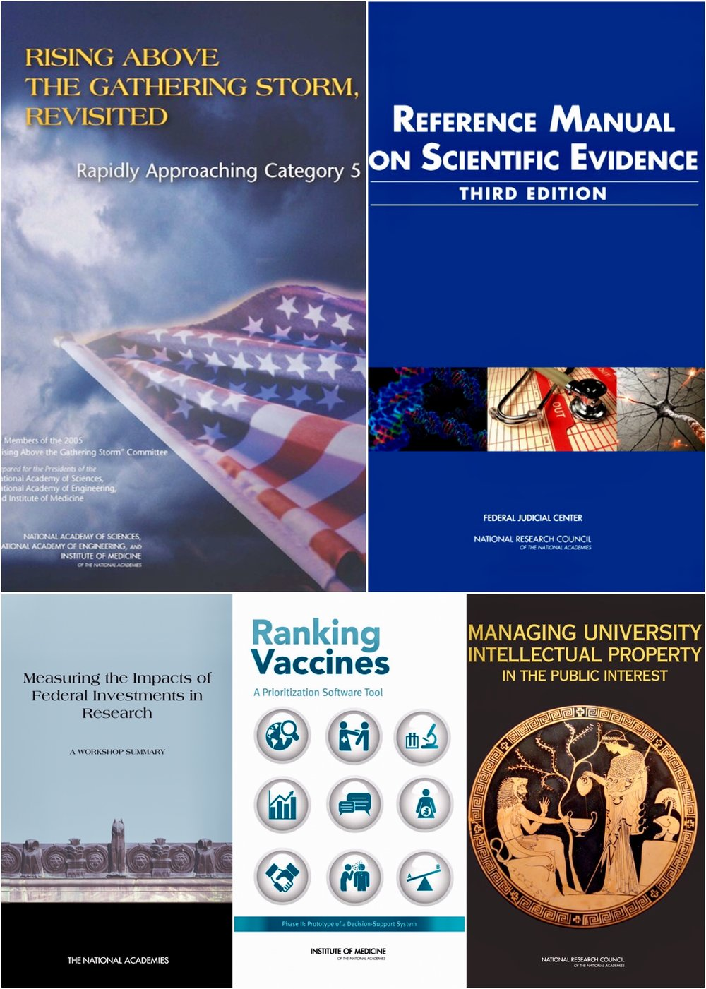 Report covers: The National Academies Press