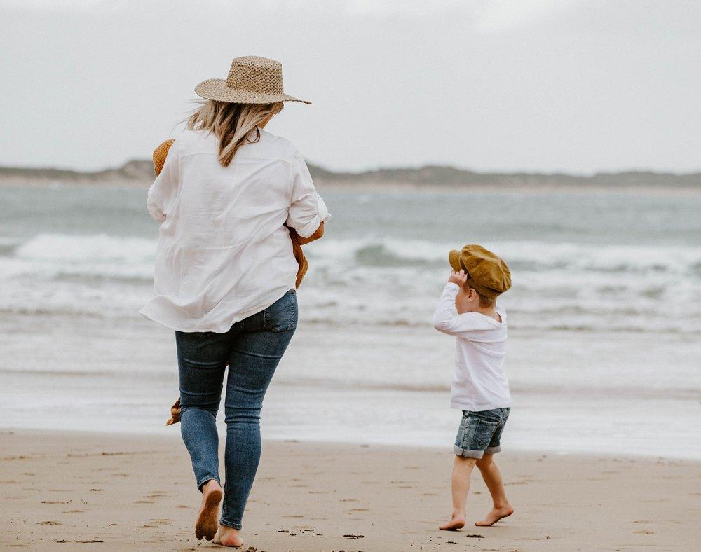 beach walk with mama.jpg